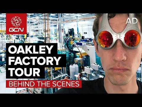 oakley-factory-tour-|-how-are-cycling-sunglasses-made?