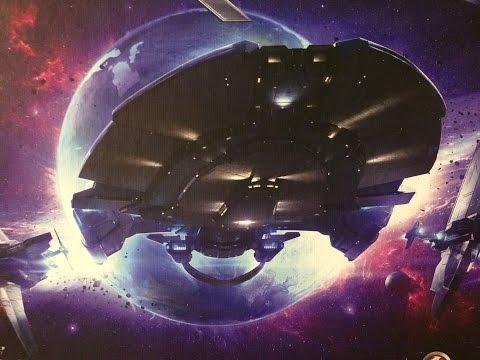Распаковка Master Of Orion