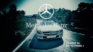 MERCEDES CLASSE SL 500 7G TRONIC + : Concept Bstore voiture de prestige