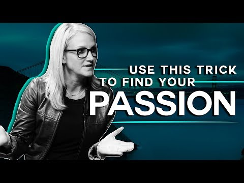 How to find your PASSION | MEL ROBBINS