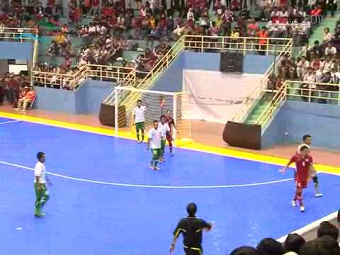 FUTSAL, 21 11 2011 SEA GAMES 2011