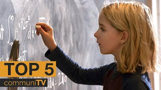 Top 5 Mathematician Movies