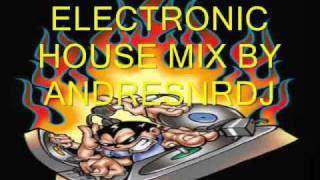 ELECTRONIC HOUSE RETRO MIX