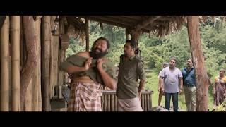 Lal excelled in Pulimurugan as Murugan's uncle