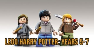 Hank & Katherine Play LEGO HP 5-7 #16 - Pantslessness and Trouble