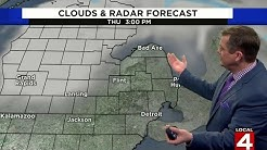 Metro Detroit weather forecast for Dec. 19, 2019 -- morning update