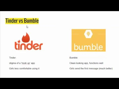 Tinder bumble