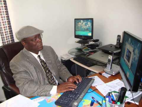 Interview de Dr Edouard Zoutomou KPOGHOMOU Président U.D.R.P.  GUINEE Conakry
