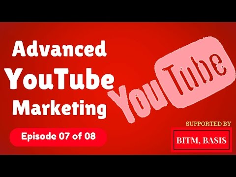 Advanced YouTube Marketing Bangla Tutorial 2017 (7 of 8) | Digital Marketing Tutorial | BITM, BASIS