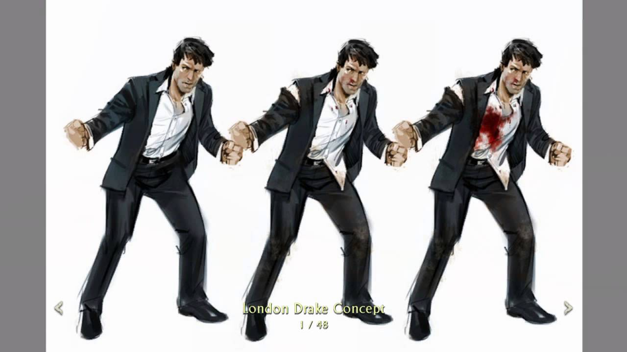 All Concept Art For Uncharted 3 Drake S Deception Remastered
