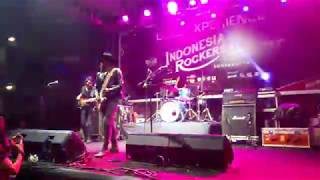 Gugun Blues Shelter - Set My Soul On Fire | Live At Indonesia Rockers Day Yogyakarta