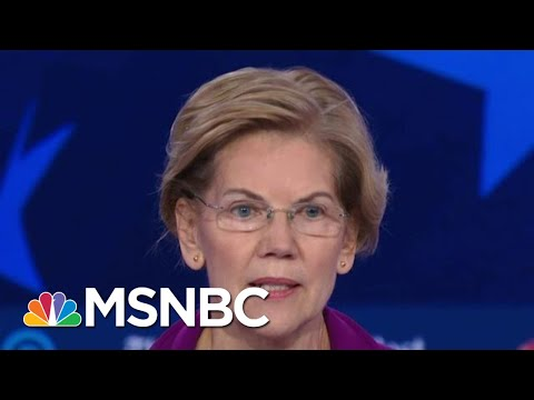 Senator Elizabeth Warren: 'Abortion Rights Are Human Rights' And 'Economic Rights' | MSNBC