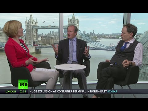 Keiser Report: 'See wealth, think debt that financed it' (Summer Solutions, E796)