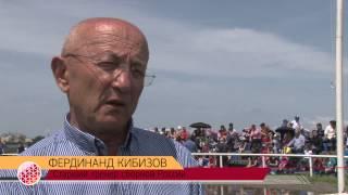 В Северной Осетии впервые прошел Кубок России по конному троеборью