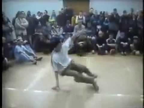 BELARUS-B-Session(.2001 год)MINSK    Break Dance