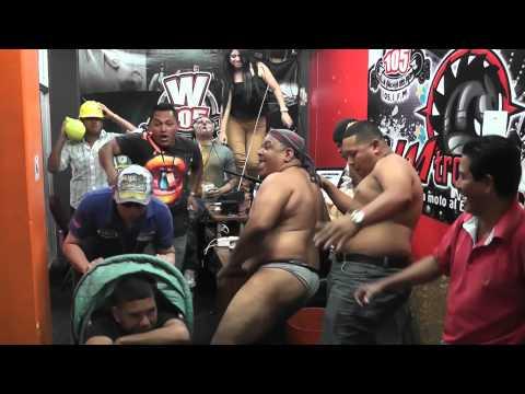 Harlem Shake Honduras Radio W105