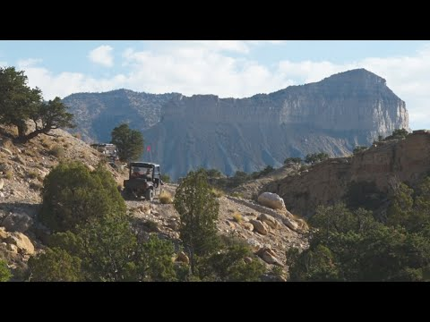 The Hole ATV Trail - Arapeen System - Emery County, UT