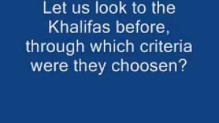 "Re: challenge to Masroor sahib / ""AK shaikhs ignorance"""