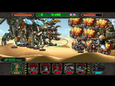 Metal slug defense. WIFI!  Msd Boss's  Deck!!! (1.28.0 ver)