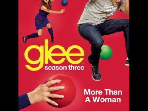 Glee - More Than A Woman (DOWNLOAD MP3 + LYRICS)