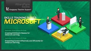 MICROSOFT EXCEL | Creating EXCELlent Classes for Distance Learning
