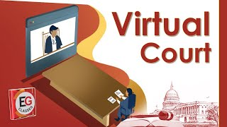 Virtual Court क्या है ? || EG Classes