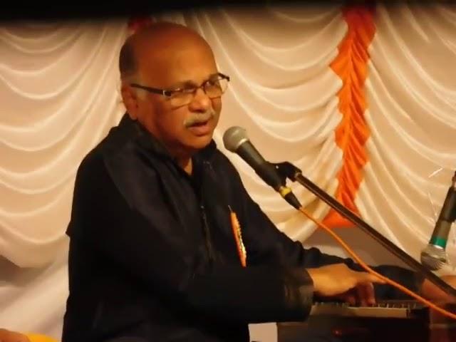 ashok patki performing sukh mhanje nakki kay asta