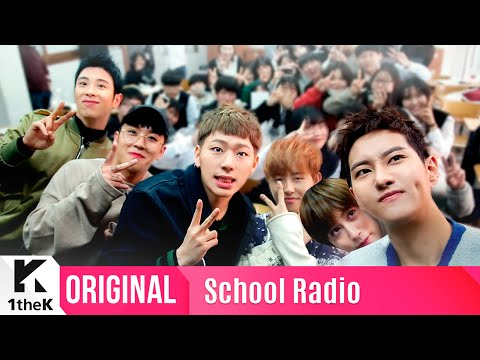 [SCHOOL RADIO(스쿨라디오)] Block B(블락비) _ Toy(토이) [SUB]