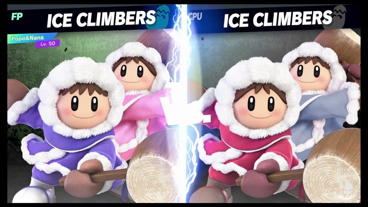 Ice Climbers Thing | Super Smash Bros. Ultimate