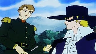 A RIGHTEOUS MILITARY OFFICER | The Legend Of Zorro | Full Episode 48 | English