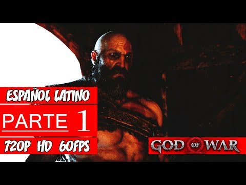 God of War PS4 | Walkthrough en Español Latino | Parte 1 (Sin Comentarios)