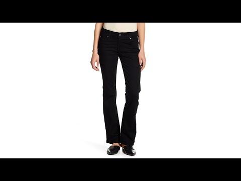 Natalie High Rise Bootcut Jeans (Petite)