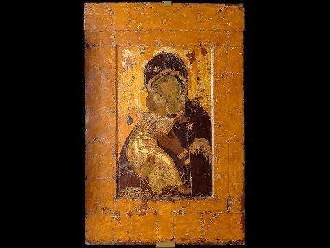 Акафист Божией Матери в честь иконы Её Владимирской