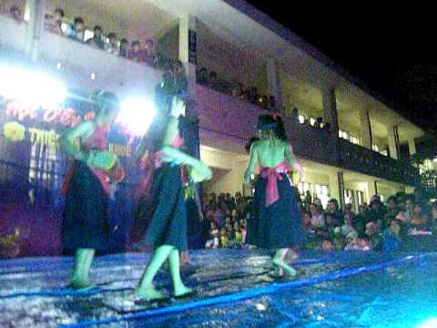 múa Trống cơm do hoc sinh lớp 3A trường Tiểu học Xuân Lộc 1 biểu diễn