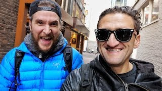 connectYoutube - Peter Mckinnon teaches me to VLog (in AMSTERDAM)