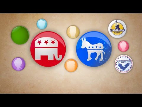 HOW AMERICA ELECTS #5: U.S. Political Parties