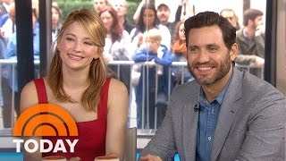 Haley Bennett, Edgar Ramirez Talk 'The Girl On The Train' | TODAY