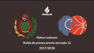 Video Lezkano previa Levitec Huesca Cafés Candelas Breogán 1718
