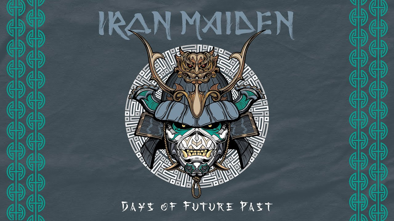 Download Iron Maiden - Days Of Future Past (Official Audio)