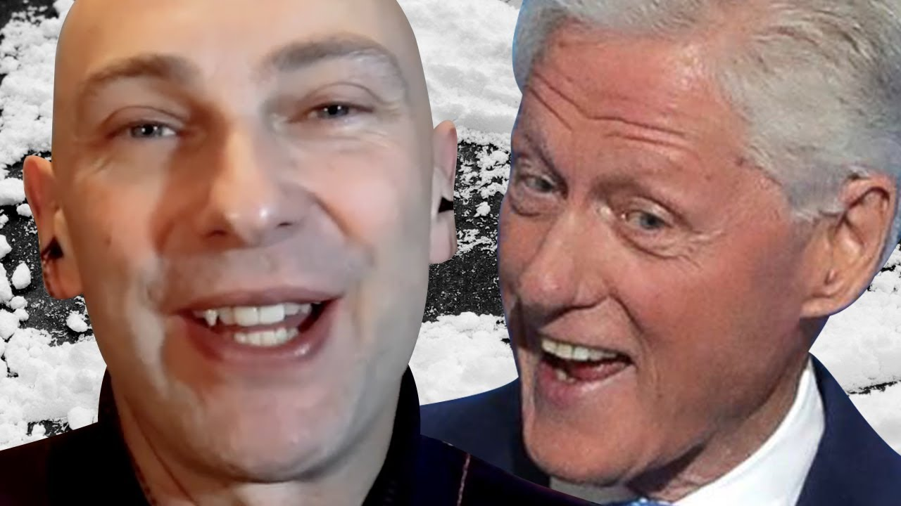 Cocaine, Clintons and Mass Incarceration | Shaun Attwood
