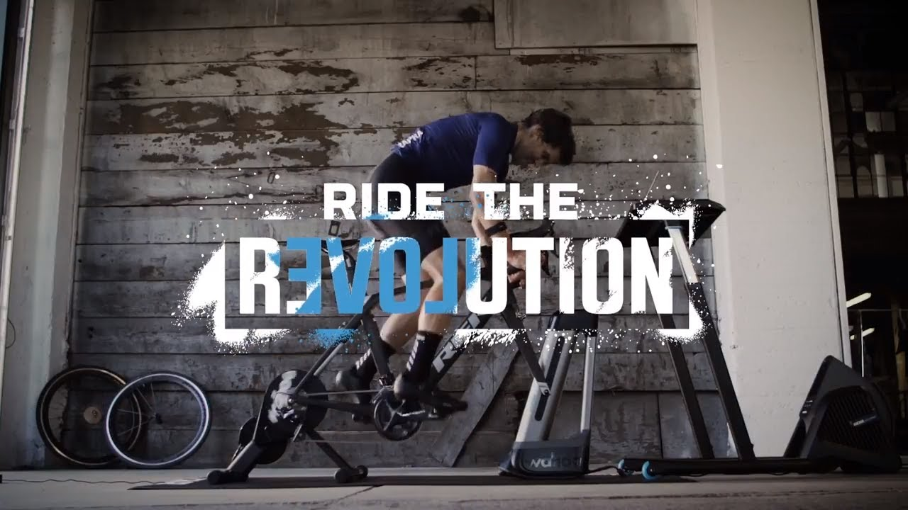 Ride the Revolution - Wahoo Indoor Cycling Ecosystem - YouTube 2fa185dbb