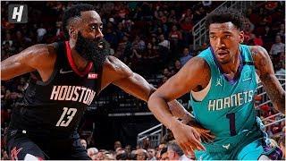Charlotte Hornets vs Houston Rockets - Full Game Highlights   February 4, 2020   2019-20 NBA Season