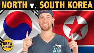 NORTH KOREA vs. SOUTH KOREA (What's the Difference?)