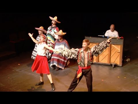 Theme Park Diva - The Musical - La Manzanas de Amor