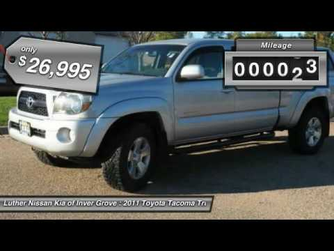 2011 Toyota Tacoma Inver Grove Heights,St Paul,Minneapolis P12887A
