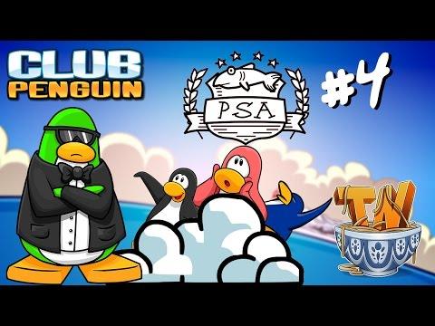 Club Penguin : Avalanche Rescue - PSA Mission #4