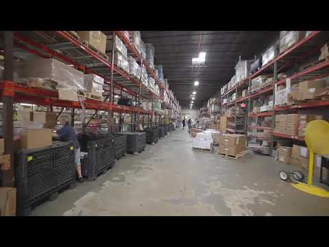 Wholesale Electric Supply Co. Of Houston, Inc. Walk-through Video