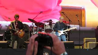 Eric Clapton.  Hyde Park 2018.  The Core with Marcy Levy.