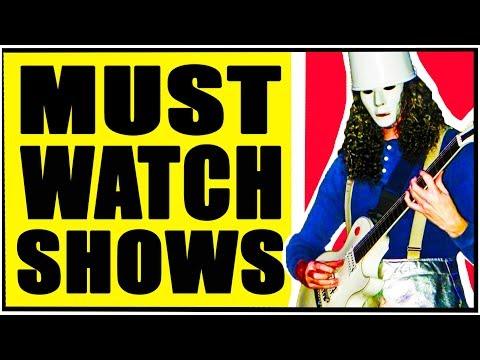 Buckethead - 10 Essential Shows You Must Watch