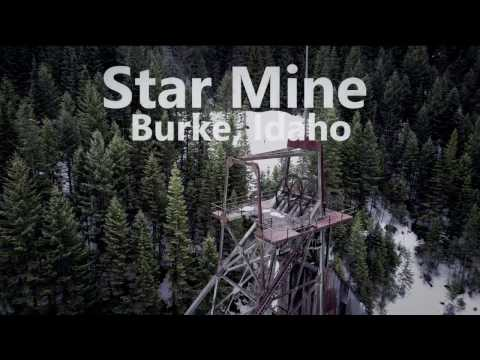 Silver Valley Mine Flying With Mavic